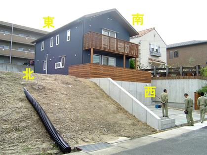 風水で見る失敗しない土地選び:土地の傾斜方位と周辺の建物編