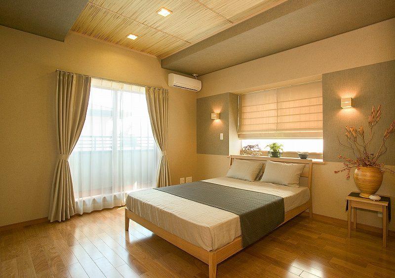 D邸-寝室