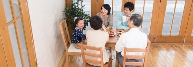 家族の仲が悪く家庭運が無いと感じるのはリビングが原因