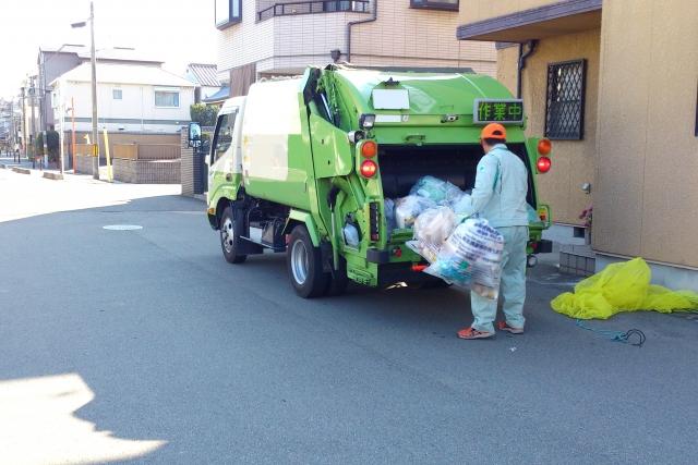 家のすぐ横にゴミ集積所がある場合の風水対策